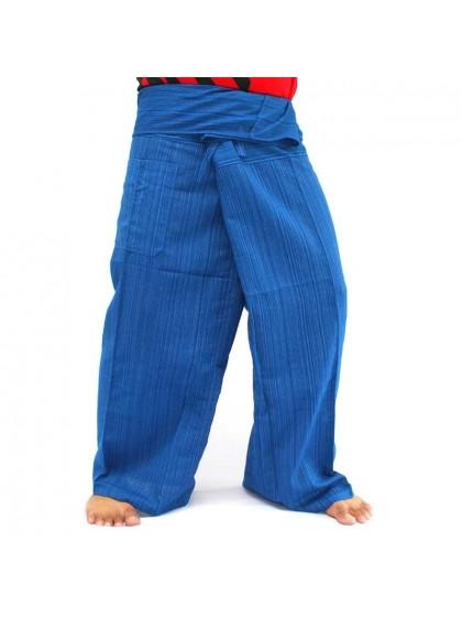 กางเกงเลยาว * สีพื้นตาลเข้มสีตามแบบ