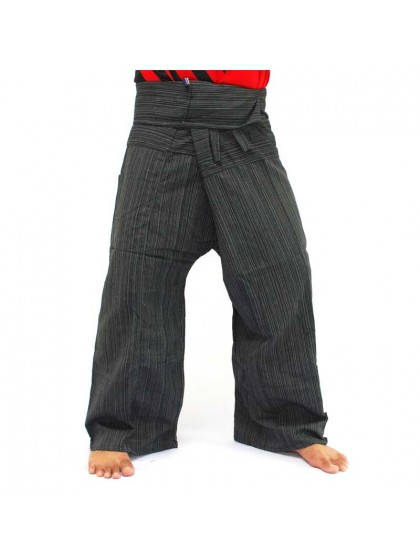 กางเกงเลยาว * สีพื้นสีดำสีตามแบบ
