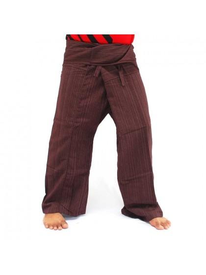 กางเกงเลยาว * สีพื้นสีมังคุดสีตามแบบ