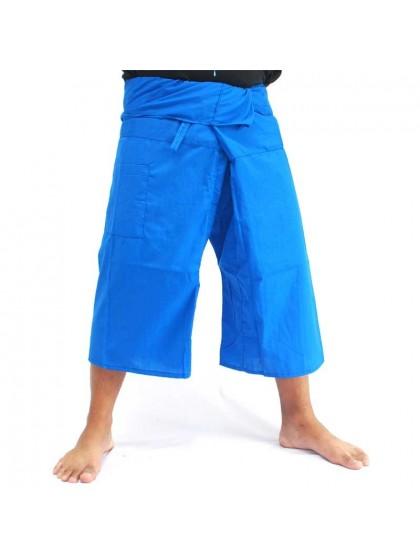 กางเกงเลขาสั้น*สีน้ำเงิน