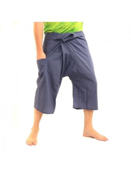 กางเกงเลขาสั้น*สีเทาเข้ม