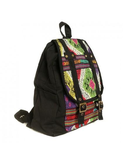 กระเป๋าเป้ปักลายม้ง