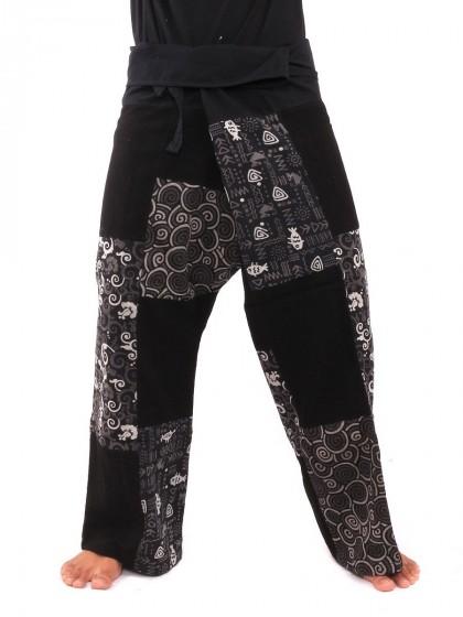 กางเกงเล * สีดำ