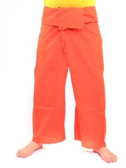 กางเกงเล * สีส้ม