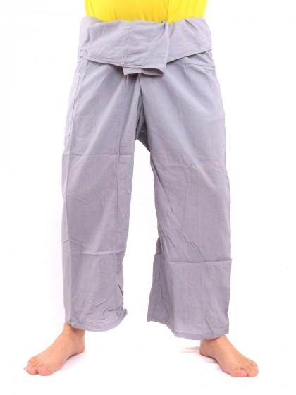 กางเกงเล * สีเทาอ่อน