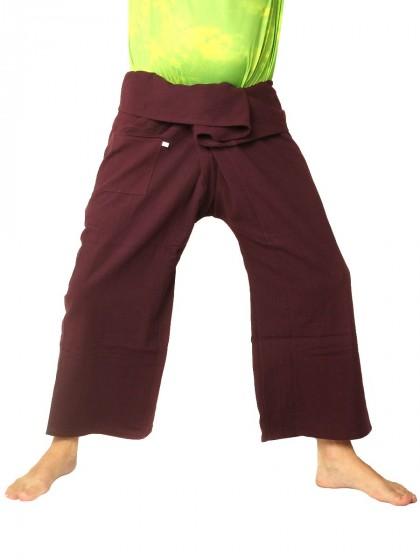 กางเกงเล *สีพื้น สีส้ม