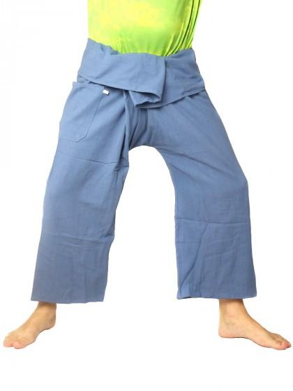 กางเกงเล *สีพื้น สีเขียวหัวเป็ด