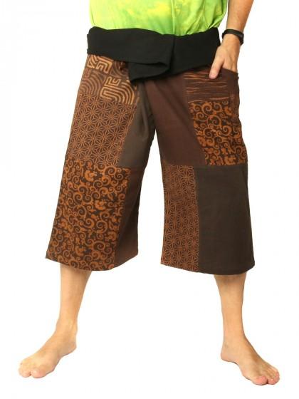 กางเกงเล * กางเกงสั้นสีน้ำตาลเข้ม  สีดำ